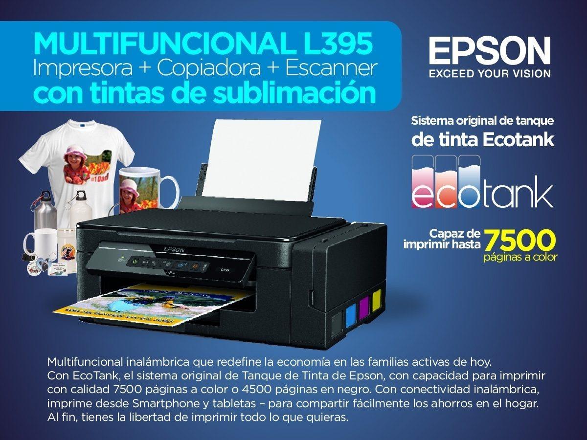 driver impressora epsom l395