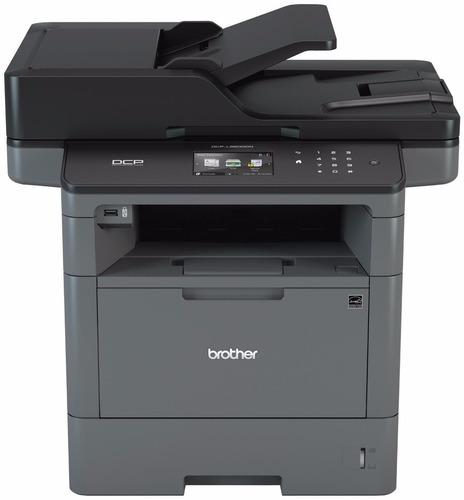 impresora brother dcp-l5650dn  multifuncional laser