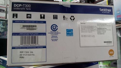 impresora brother dcp-t300