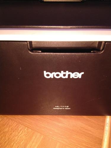impresora brother hl-1112