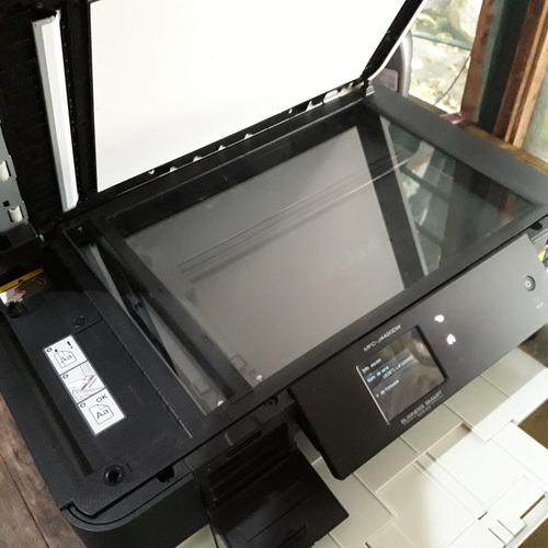 impresora brother mfc-4620 doble carta, c/tinta sublimacion,