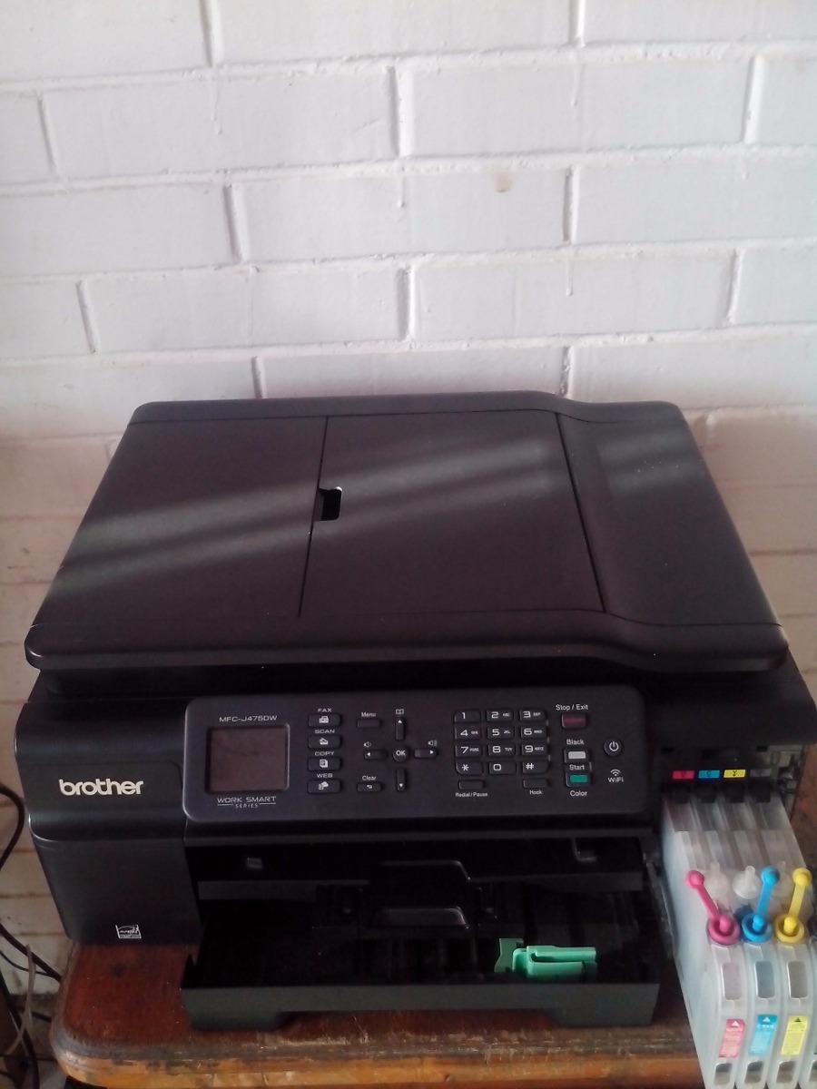 Impresora Brother Mfc J475dw 1 999 00 En Mercado Libre