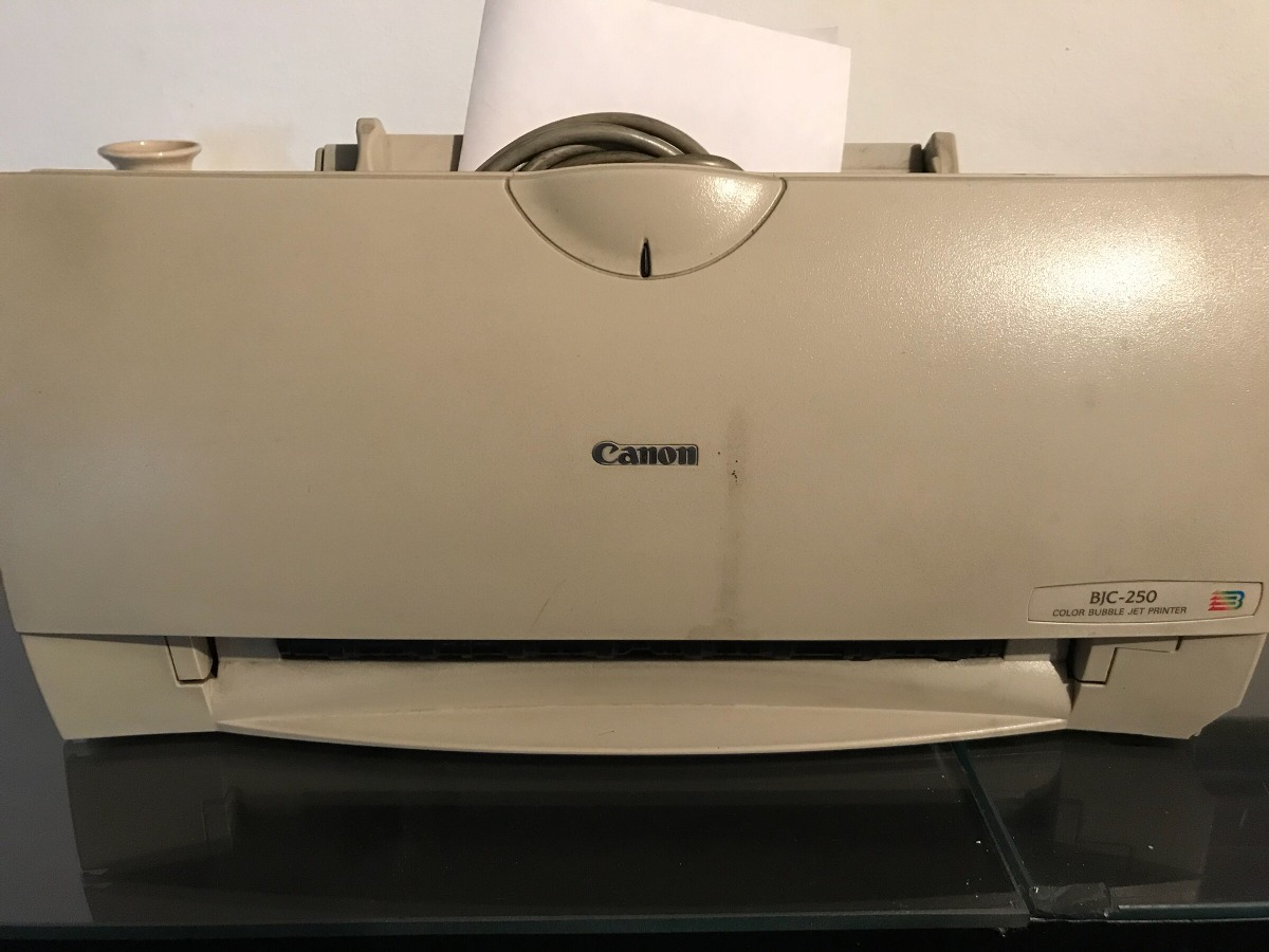 CANON BUBBLEJET BJC-250 WINDOWS 8 DRIVER DOWNLOAD