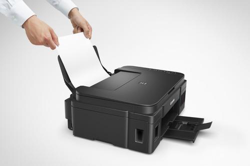 impresora canon con tanque de tinta integrado pixma g2100