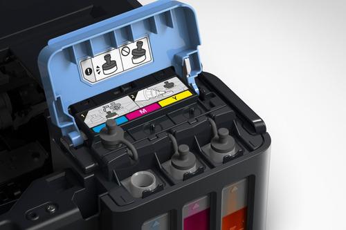 impresora canon con tanque de tinta integrado pixma g3100