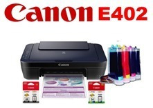 impresora canon e402/ mg2410/ mg2510 con sistema de tinta