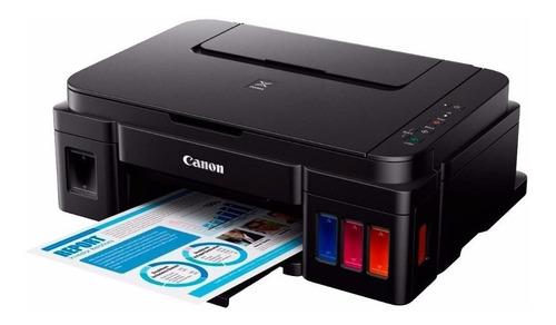 impresora canon g3100 multifuncion nueva color
