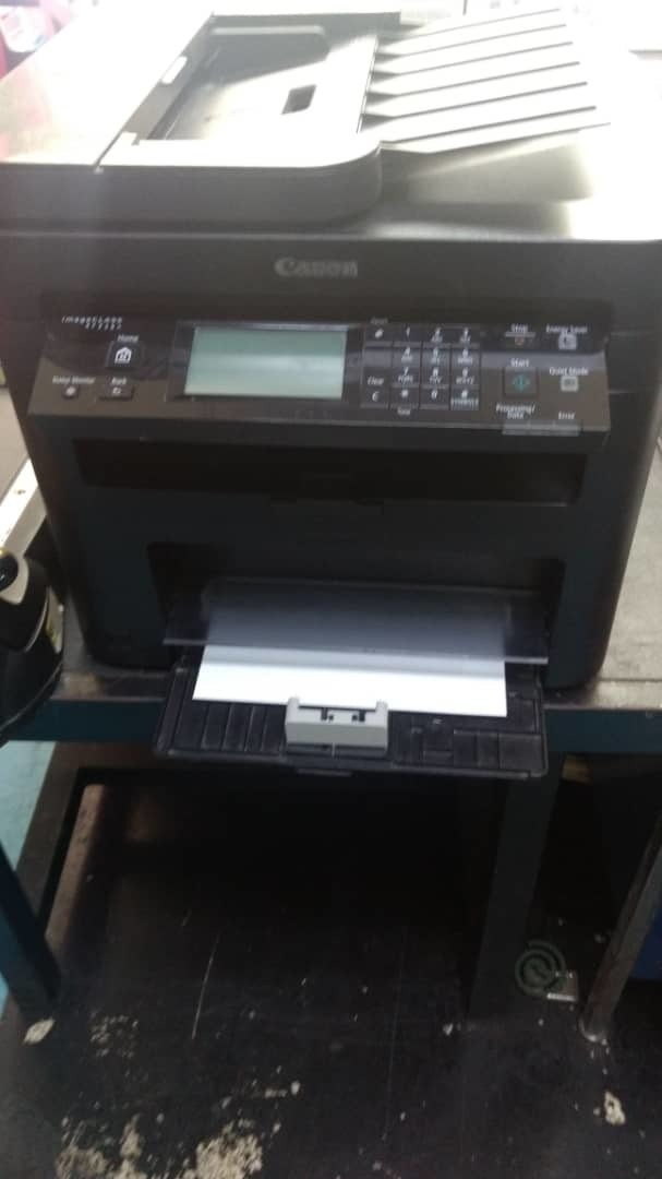 Impresora Canon Imageclass 1200dpi Mf216n 8000pag Por Mes - Bs  99 999,00