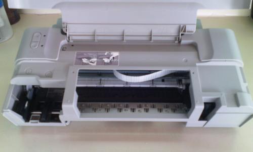 impresora canon ip1200 (usada en buen estado sin cartuchos)