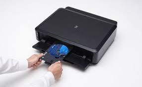 impresora canon ip7210 imprime cd-dvd, wifi con recargables