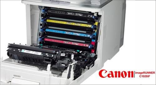impresora canon laser