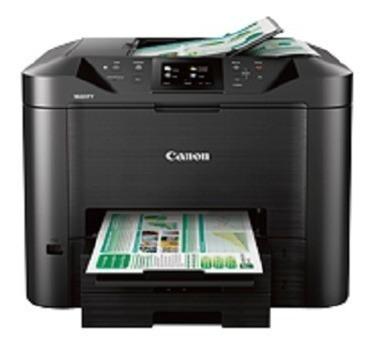 impresora canon maxify mb 5410 +cartuchos recargables +tinta
