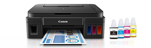 impresora canon multifuncional g2100 con sistema original