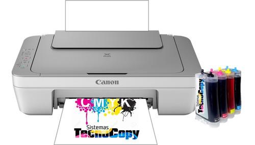impresora canon multifuncional sistema continuo ya instalado