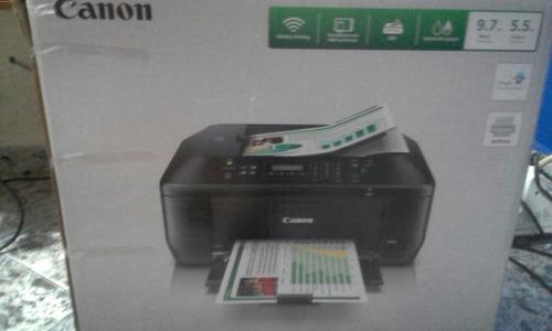 impresora canon pixm mx475