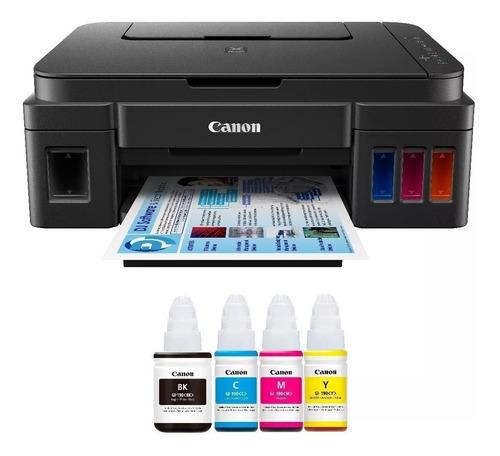 impresora canon pixma g2100 multifuncion s continuo 4 tintas