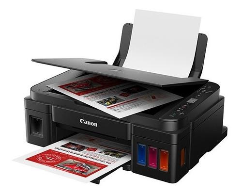 impresora canon pixma g3110 tanques de tinta obsequio resma