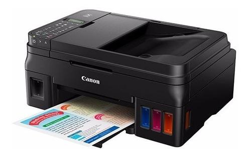 impresora canon pixma g4100 multifuncion wifi a4