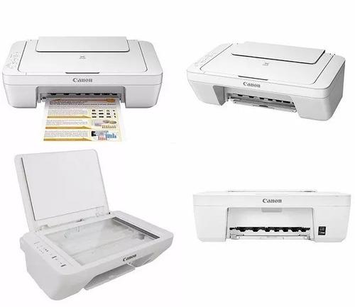 impresora canon pixma mg2520 imprime-copia-escanea todo en 1