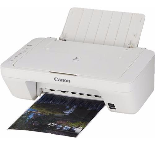 impresora canon pixma mg2522 multifuncion + cartuchos + gta