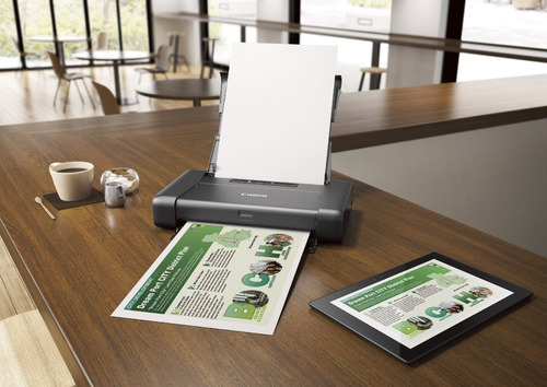 impresora chorro tinta canon