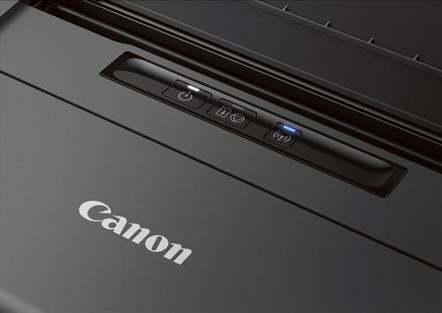 impresora chorro tinta canon pixma ip110 wireless mobile