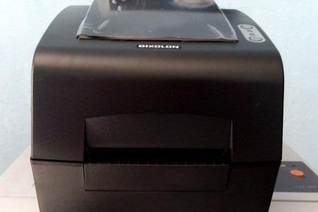 impresora codigo barras bixolon t400 zebra oferta