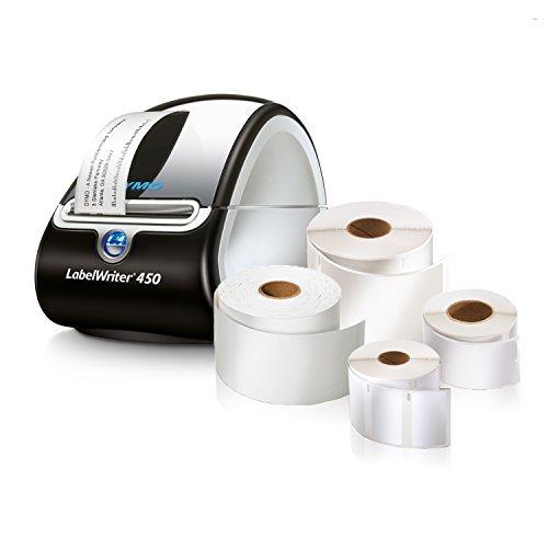 Impresora Codigo De Barras Dymo Labelwriter 450 Super