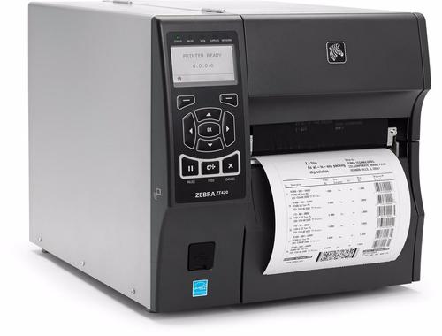 impresora codigos barras zebra s4m, tsc, datamax, epson ,