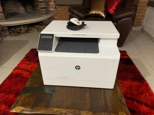 impresora color laser jet pro mp3 m180nw