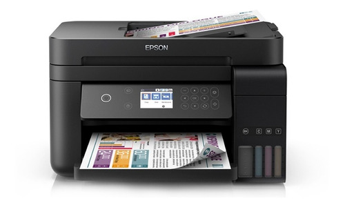 impresora color wifi epson l6171 tinta continua multifuncion