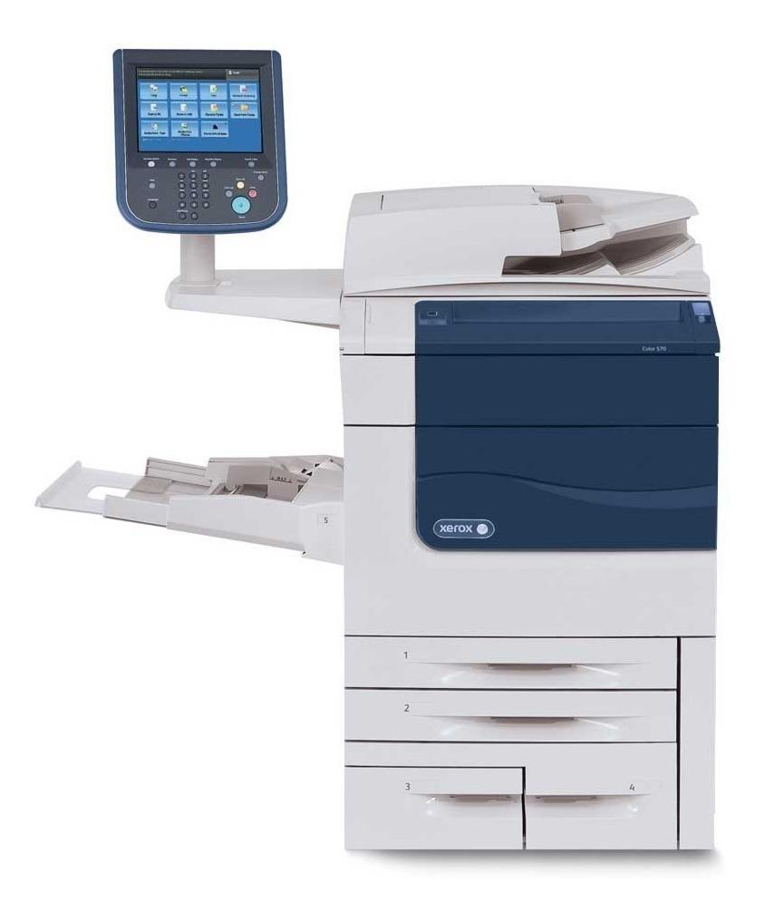 Impresora Color Xerox 560r A3 Rebasado Artes Gráficas ...