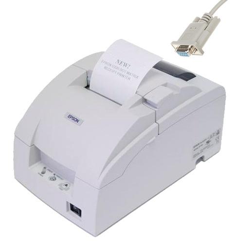 impresora comandera epson tm u 220 b autocorte tickeadora