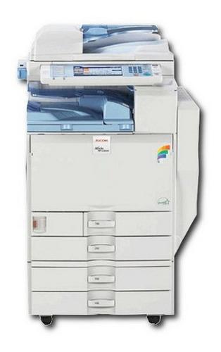 impresora copiadora multifuncional ricoh mpc 4000