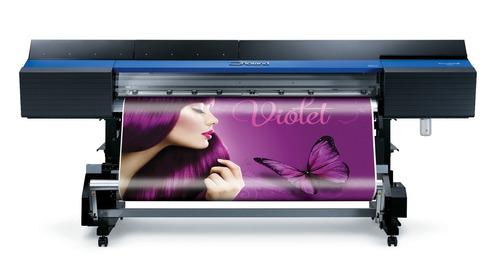 impresora cortadora roland truevis vg-640