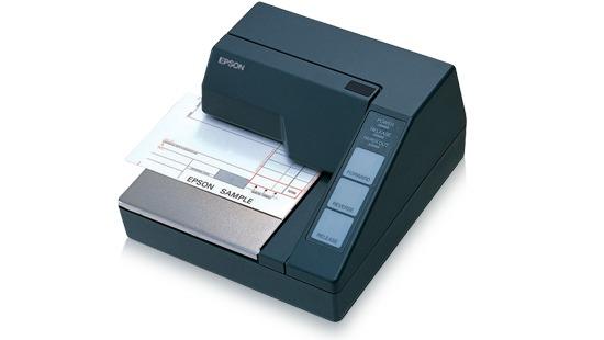 Impresora De Cheques Epson Tm U295 Monocromo C31c163292