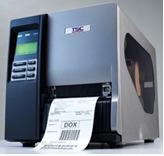 impresora de codigo de barras tsc modelo ttp 246m