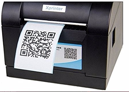 impresora de  etiquetas  código barras, imagen, texto