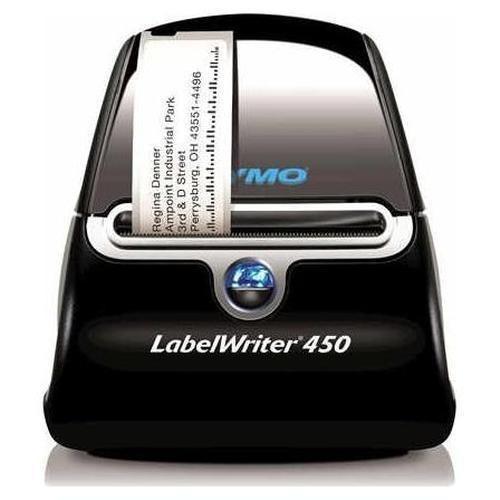 impresora de etiquetas dymo labelwriter 450 ¡unica!