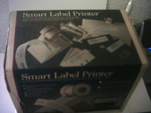impresora de etiquetas inteligentes