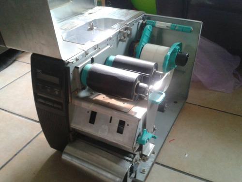 impresora de etiquetas tec