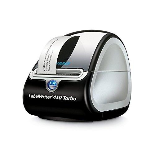 impresora de etiquetas térmica dymo labelwriter 450 turbo