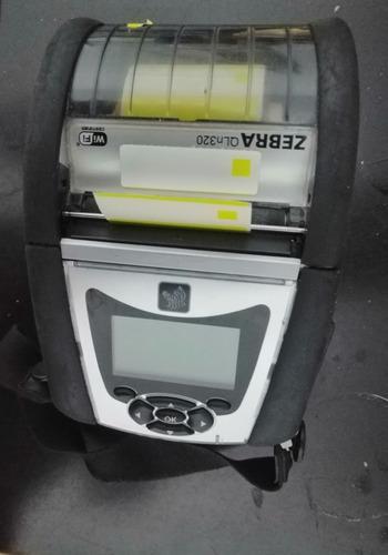 impresora de etiquetas zebra qln320
