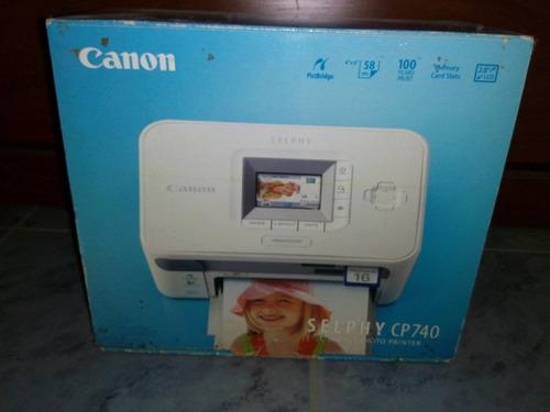 impresora de fotos canon
