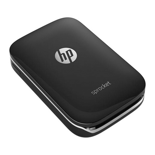 impresora de fotos hp sprocket portátil bluetooth x7n08a