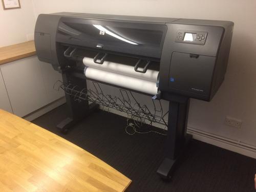 impresora de gran formato plotter hp 4000