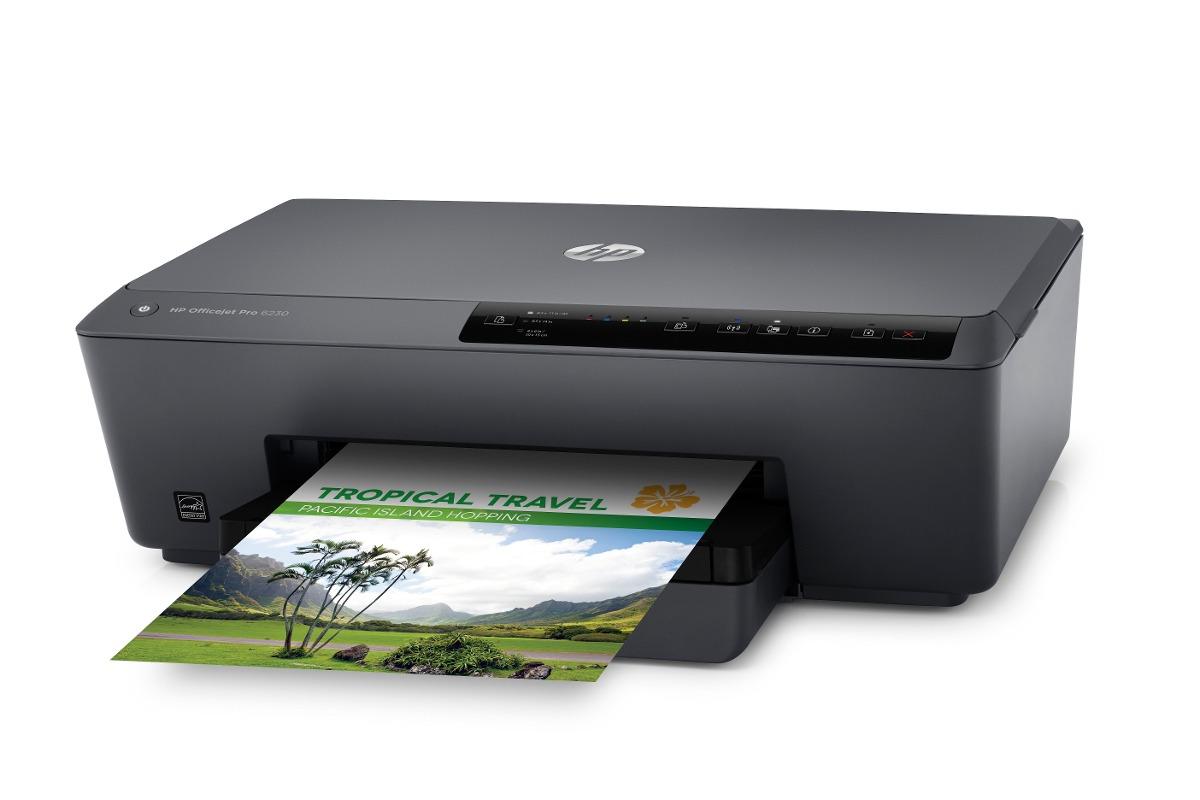 Impresora De Inyección De Tinta Hp Officejet Pro 6230 Duplex ...