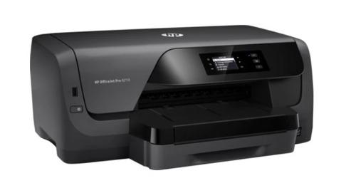impresora de inyección hp 8210 officejet pro duplex wifi