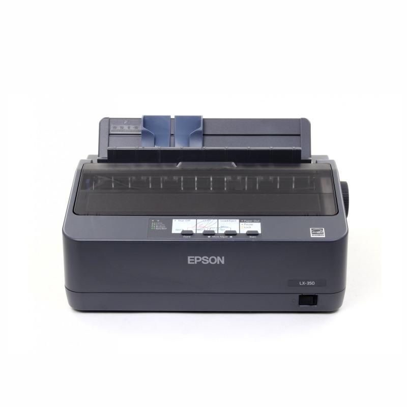 Impresora De Matriz De Punto Epson Lx 350 908 976 En