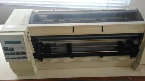impresora de matriz de punto lexmark 4227 plus 720 cps